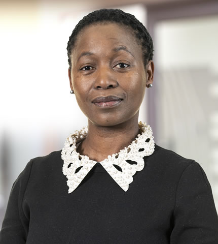 Yvonne Themba